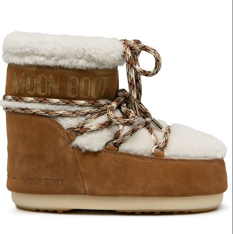 farfetchcom moon boot shearling boot