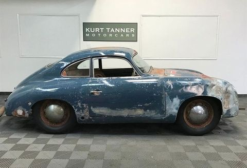 Land vehicle, Vehicle, Car, Classic car, Coupé, Porsche 356, Sports car, Sedan, Porsche, Antique car,