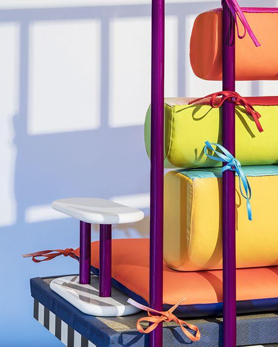 utamaro, poltrona, masanori umeda, 2020 di post design