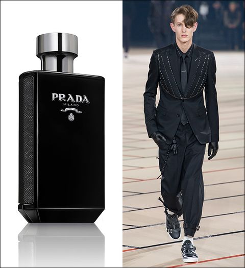 Perfume, Product, Suit, Fashion, Formal wear, Human, Bottle, Tuxedo, Outerwear, Neck,