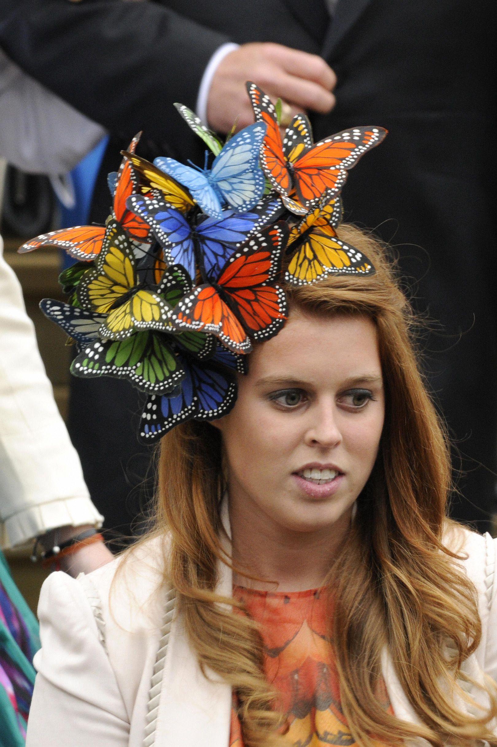 Princess Beatrice's Best Hats