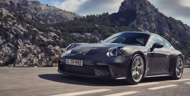 porsche 911 gt3 will get a manual in calif afterall