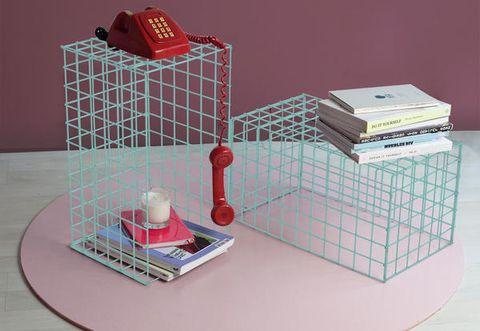 Illustration, Furniture, Shelf, Table,