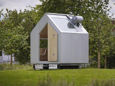 La Casa Diógene, de Renzo Piano