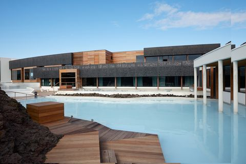 Retreat Spa at Blue Lagoon Iceland