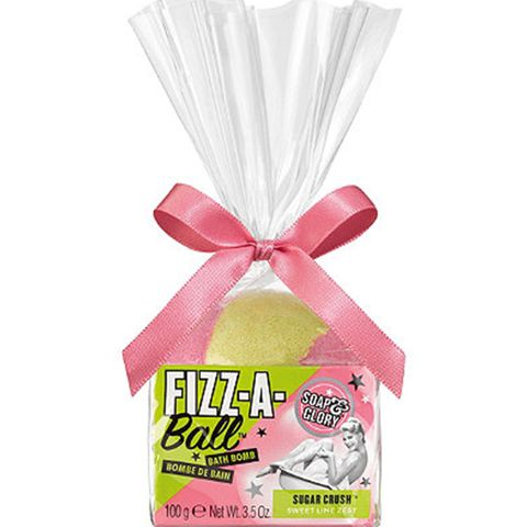 Soap and Glory Fizz A Ball Bath Bomb