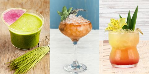72 Easy Summer Cocktail Recipes Refreshing Summer Drink Recipes