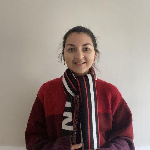 как носить с шарфом