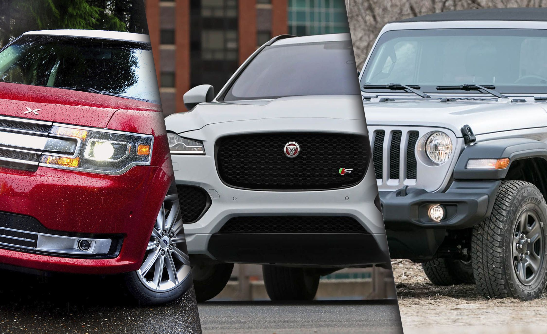 15 Best-Looking SUVs for Sale in 2018 - Most Beautiful