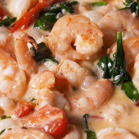 Dish, Food, Shrimp, Cuisine, Ingredient, Scampi, Seafood, Caridean shrimp, Produce, Scampi shrimp,
