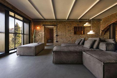 room, furniture, interior design, property, building, bedroom, suite, bed, lighting, house,