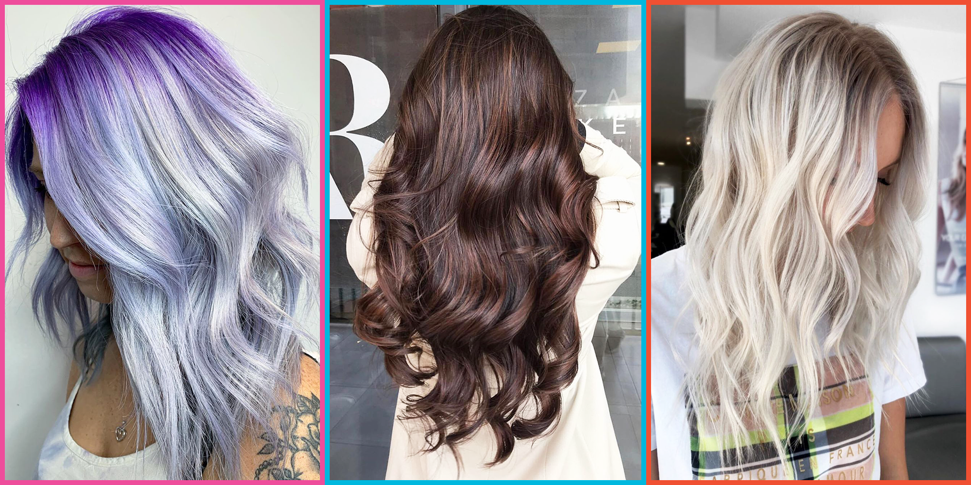 Spring 2020 Hair Trends.7 Best Hair Color Trends Of 2020