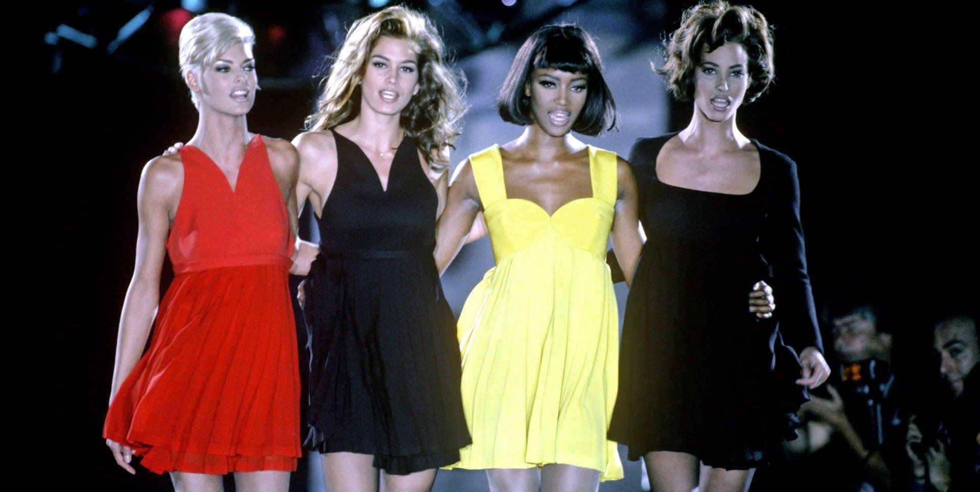 Gianni Versace Fall 1991