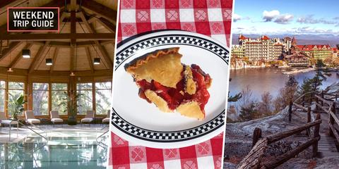 Dish, Food, Cuisine, Ingredient, Cherry pie, Pie, Comfort food, Baked goods, Breakfast, Meal,
