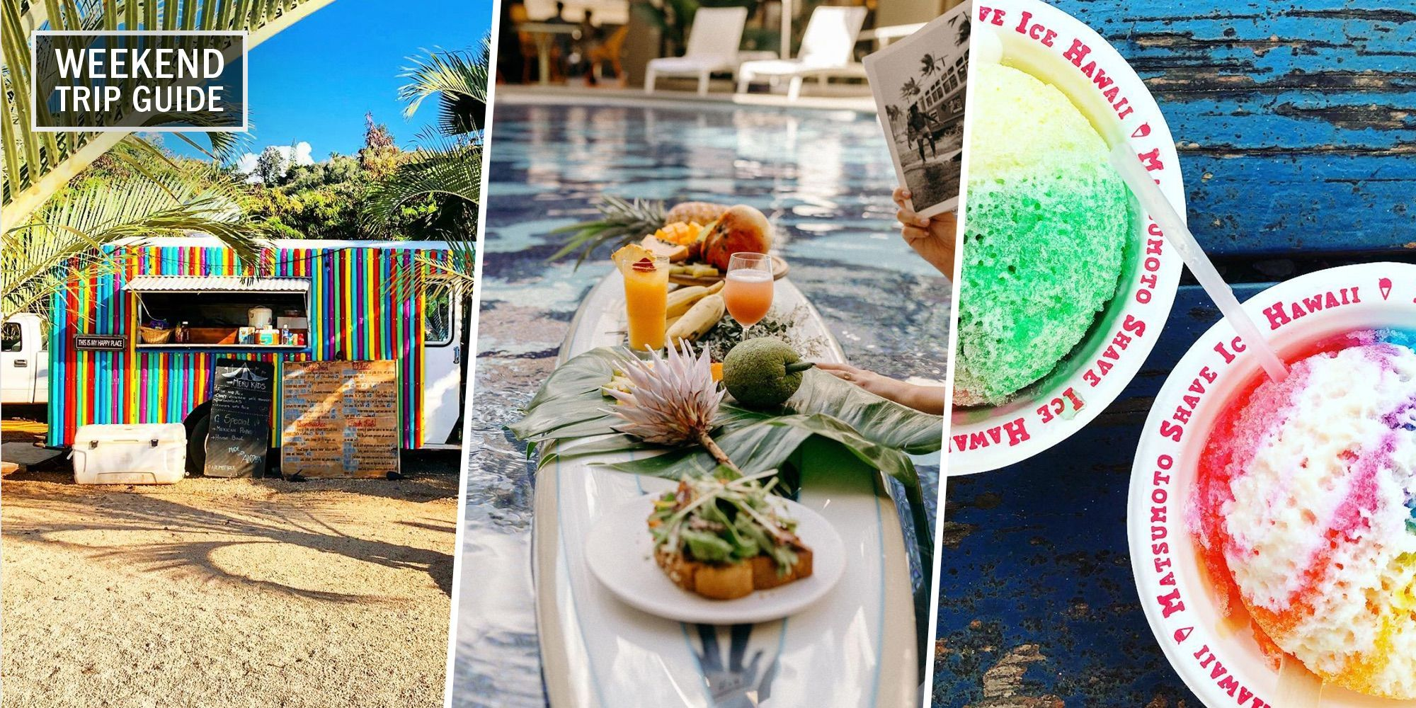Weekend Trip Guide: Where to Stay, Eat, and Drink in Honolulu, Hawaii