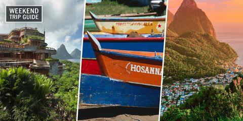 Tourism, Travel, Vehicle, Adaptation, Collage, Boat, Vacation, Landscape, Water transportation,