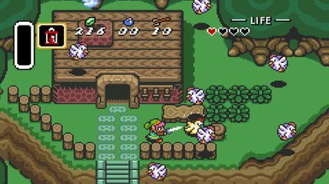 legend of zelda videojuegos juego historia nintendo