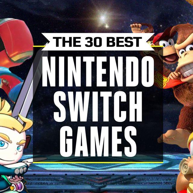 25 best nintendo switch games