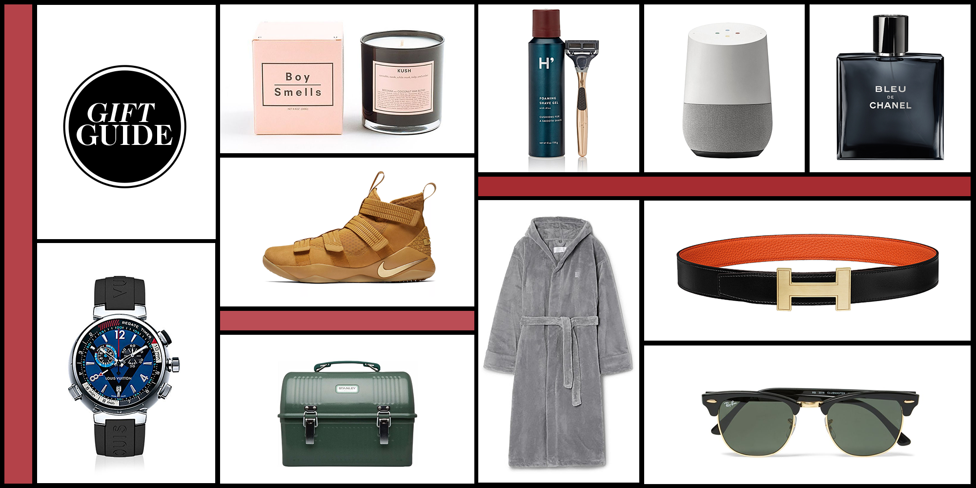 30 Holiday Gifts for the Guys in Your Life, Because Why Are Men So Hard to Shop For?