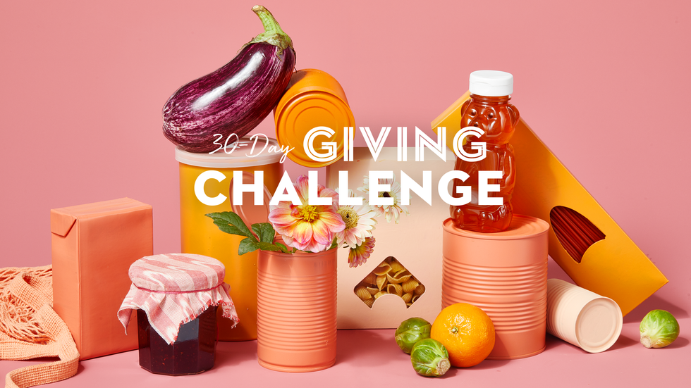 Join Our 30-Day Giving Challenge to Help Give Back This Holiday Season