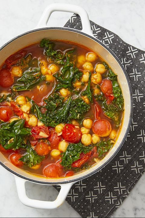 30 minute dinners for busy nights quick chickpea and kale stew