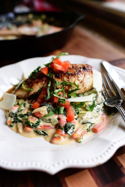30 minute meals stuffed chicken