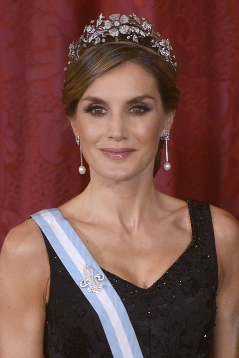 queen letizia spain
