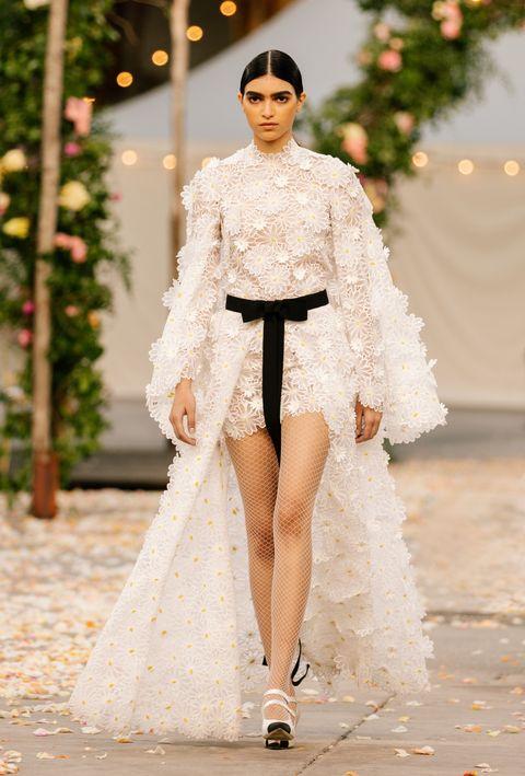 chanel couture lente 2021