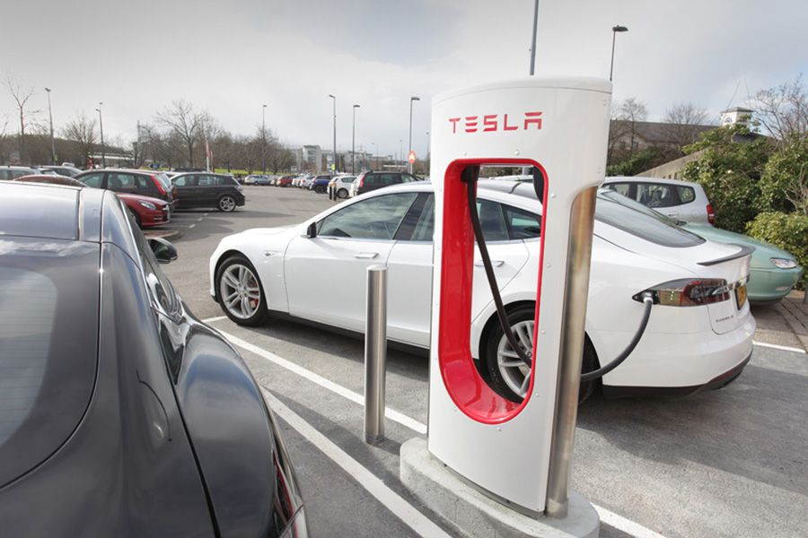 Tesla Will Open Superchargers to Other Automakers