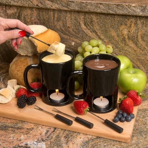 This $15 Fondue Set Is The Best Way To Celebrate Valentine's Day On A Budget