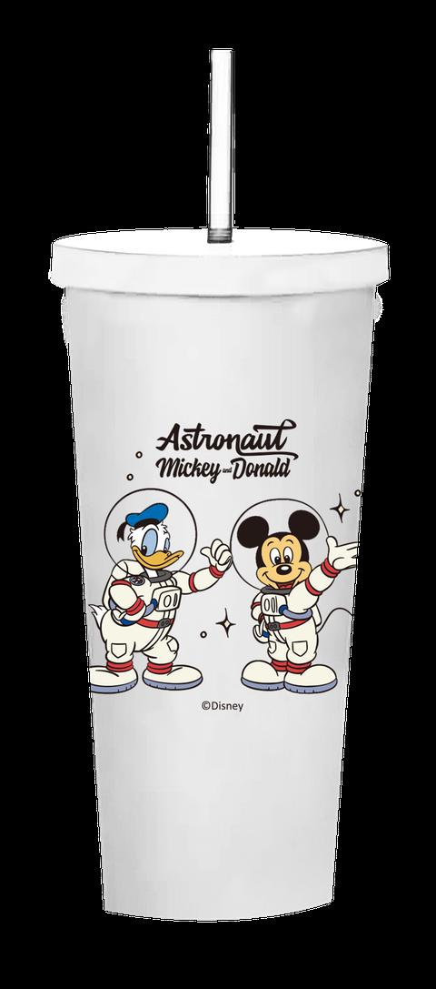 漫遊太空迪士尼超大吸管杯