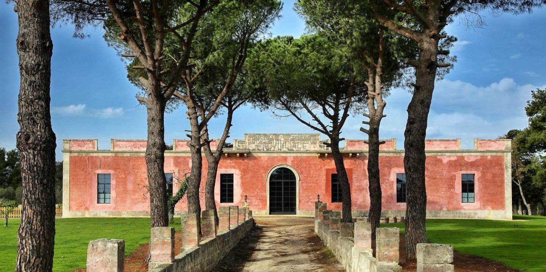 Masseria Diso - il tabacchificio, architetto Raffaele Centonze, Diso, Puglia