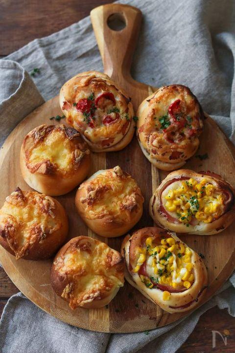 18種傳統麵包熱量全公開