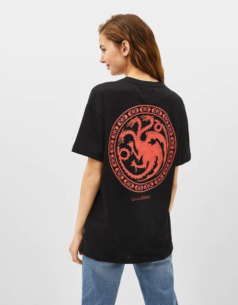 venta caliente online a bajo precio barata descuento especial de Alerta fans 'Juego de Tronos': Bershka tiene las camisetas ...