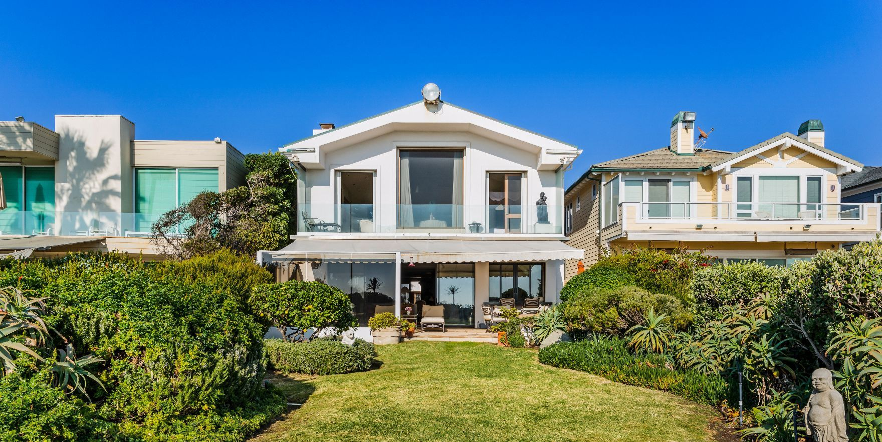 Frank Sinatra's Malibu Beach House Is On the Market for $12.9 Million