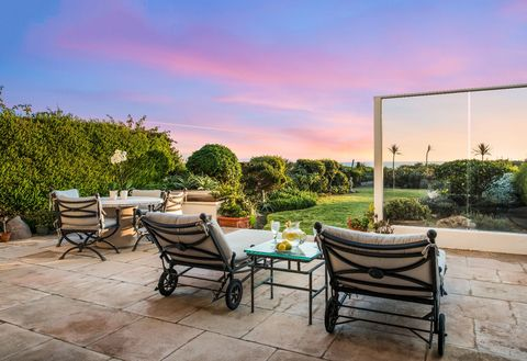 Frank Sinatra Malibu Beach Home