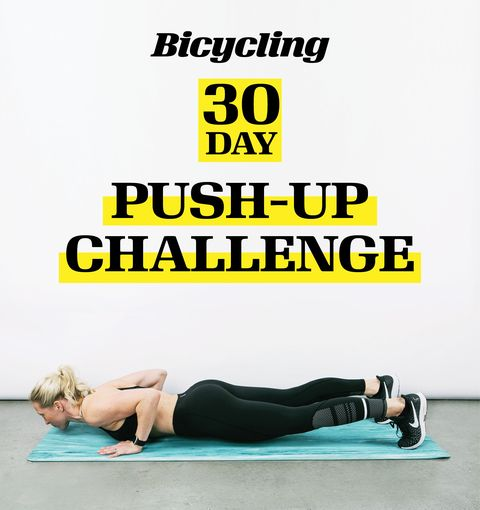30-Day Push-Up Challenge | Upper-Body Workout for Cyclists