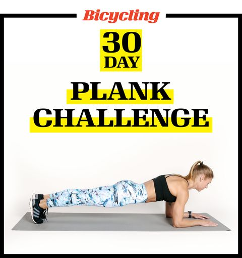 Try This 30-Day Plank Challenge to Seriously Strengthen Your Core