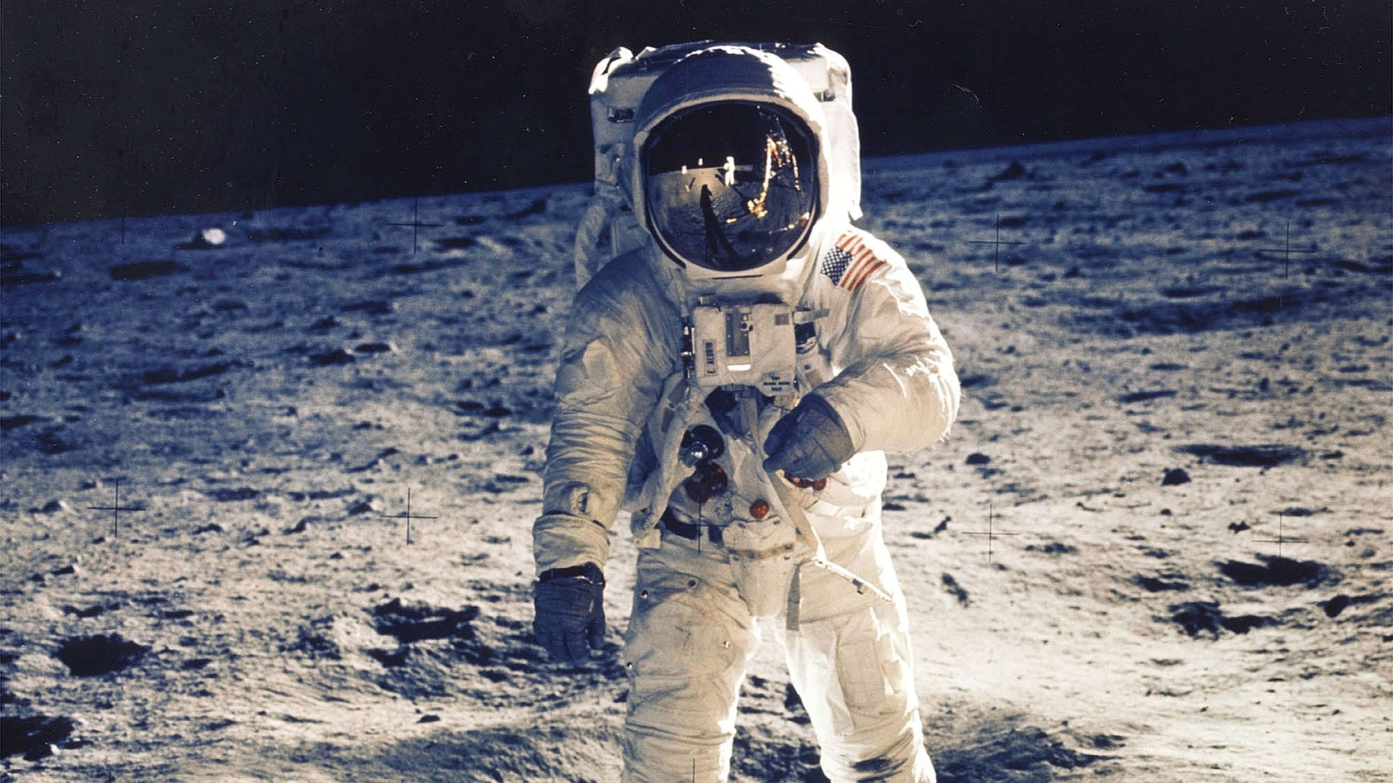 Why I Walked on the Moon