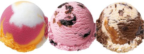 31冰淇淋,開幕