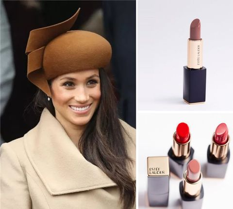 Red, Lip, Beauty, Lipstick, Pink, Hat, Beige, Headgear, Material property, Cosmetics,