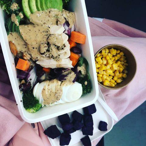 Dish, Food, Meal, Cuisine, Lunch, Ingredient, Comfort food, Vegetable, Cauliflower, Produce,