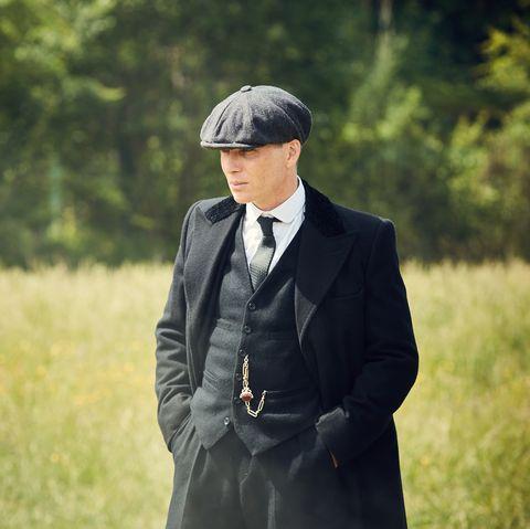 Photograph, Suit, Formal wear, Outerwear, Photography, Tuxedo, Grass, Tree, Headgear, Recreation,