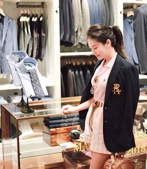 Clothing, Outerwear, Blazer, Room, Closet, Fashion, Jacket, Boutique, Uniform, Suit,