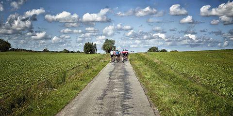 Meer kilometers maken? Fiets dan met anderen