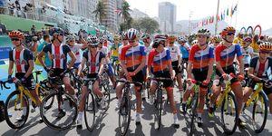 Cycling: 31st Rio 2016 Olympics / Women's Road Race