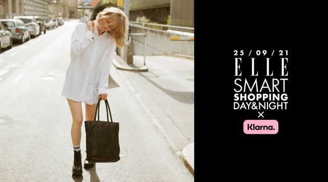 elle smart shopping day and night cowboysbag
