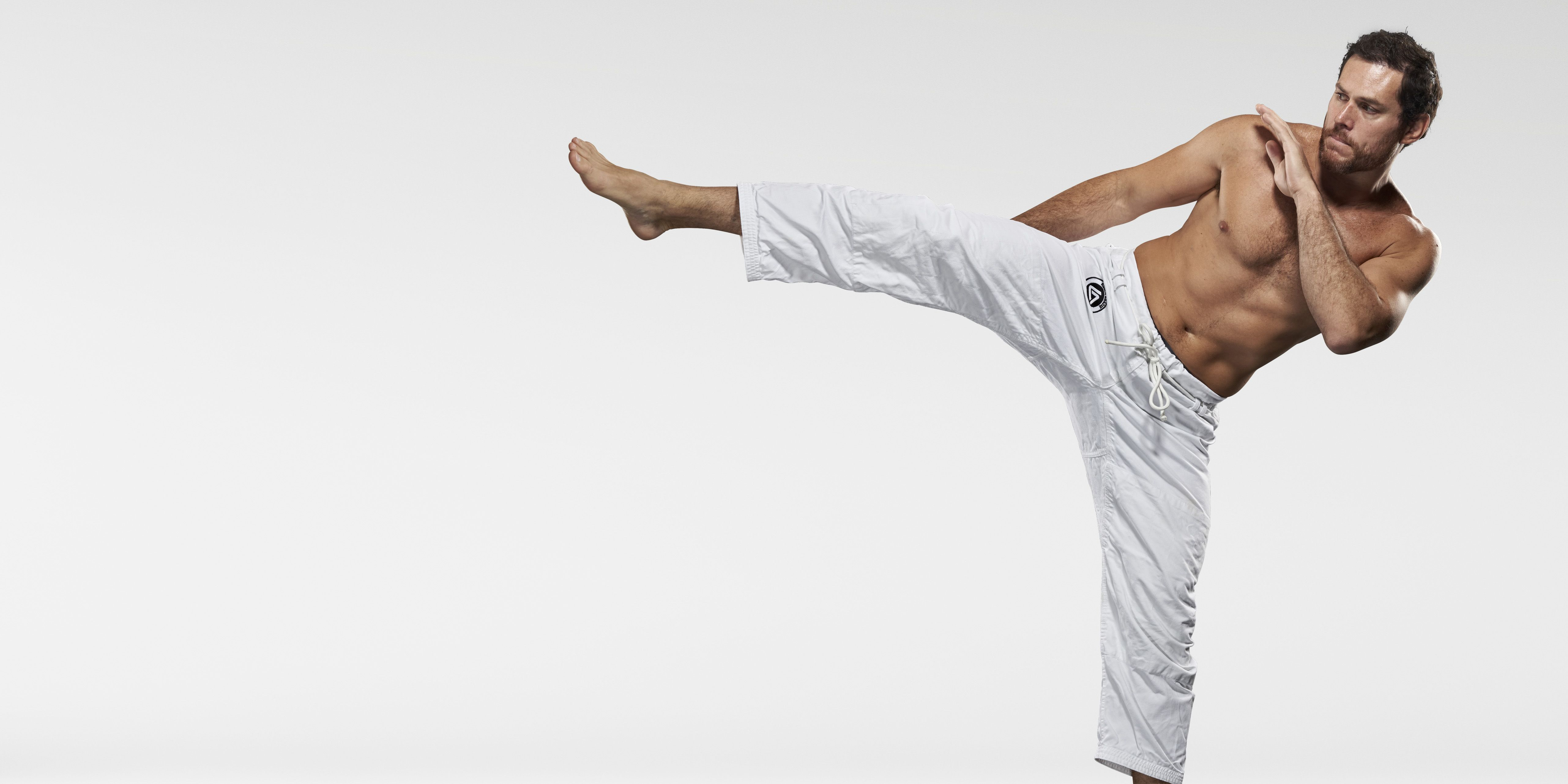 How I Built My Body: Roger Gracie
