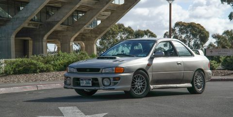 Subaru Impreza 2.5 RS