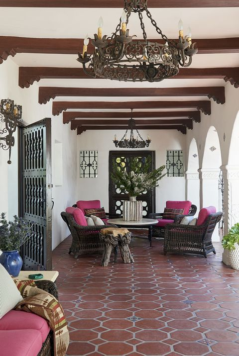 28 Charming Front Porch Ideas - Chic Porch Design and ...